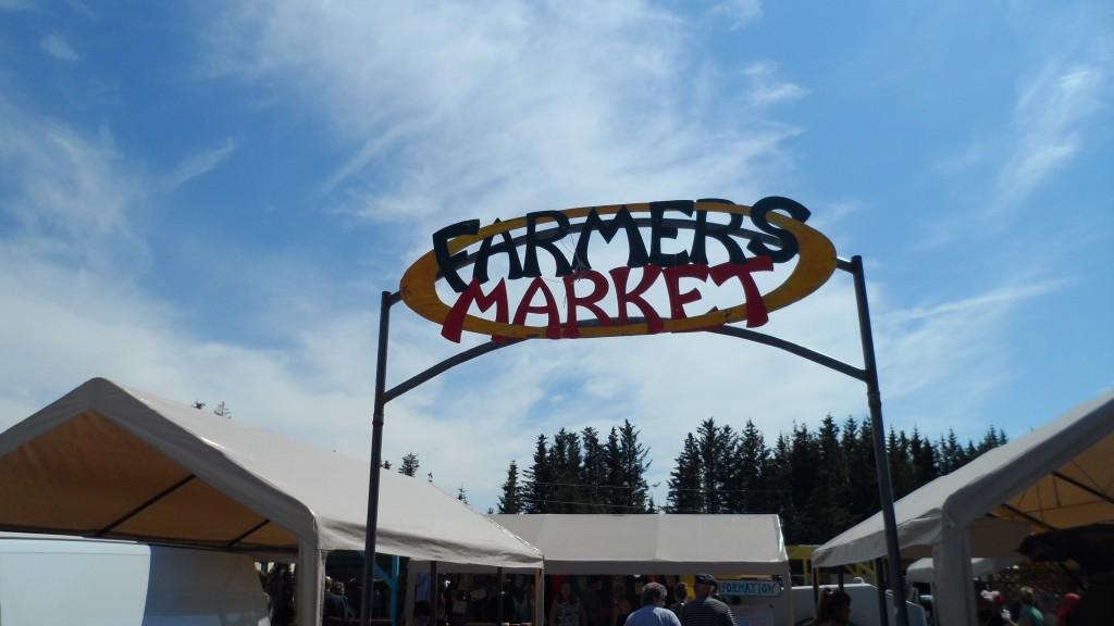 Homer Saturday Farmer's Market